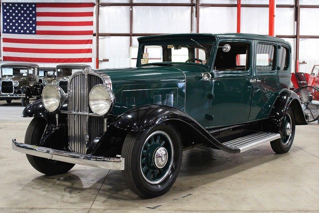 1931 franklin 153