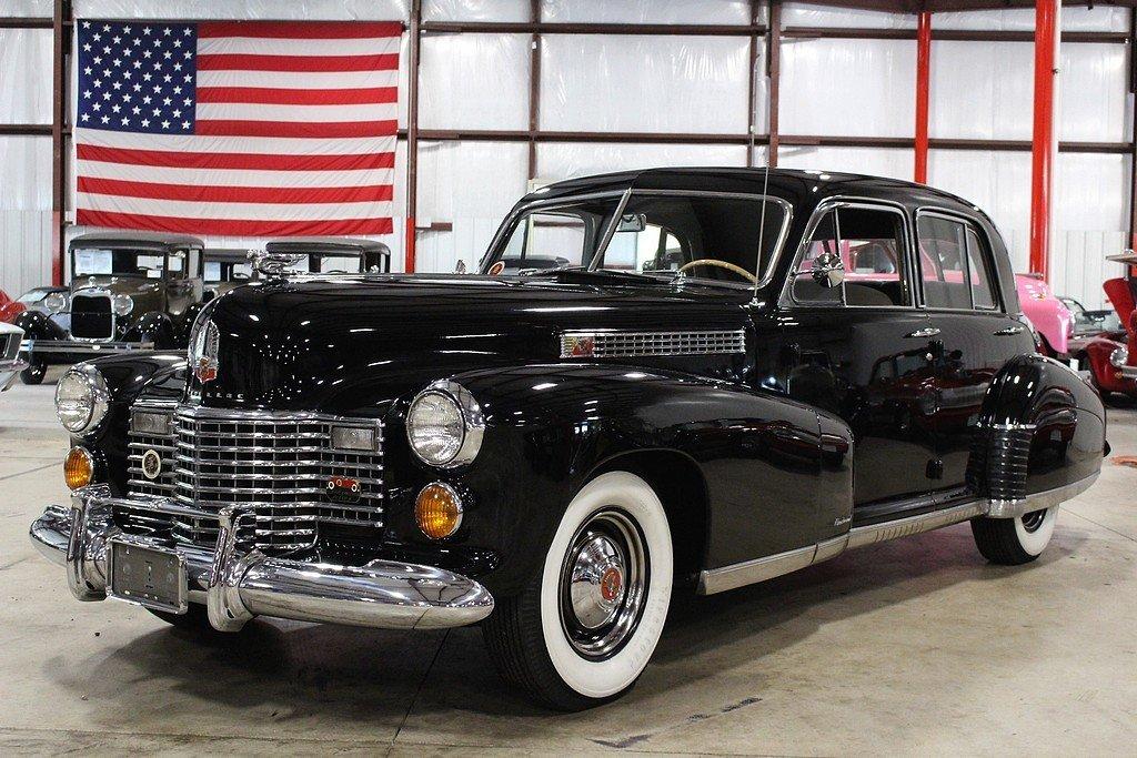 1941 cadillac fleetwood 60 special