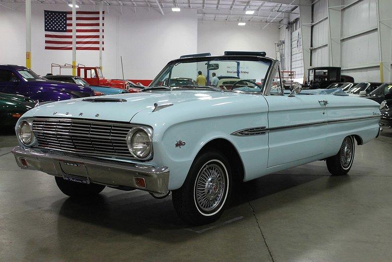 1963 1 2 ford falcon