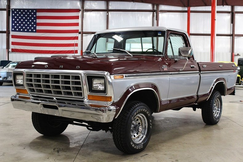 1979 Ford F150 For Sale 64169 Mcg