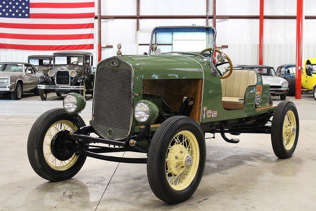 1930 ford speedster