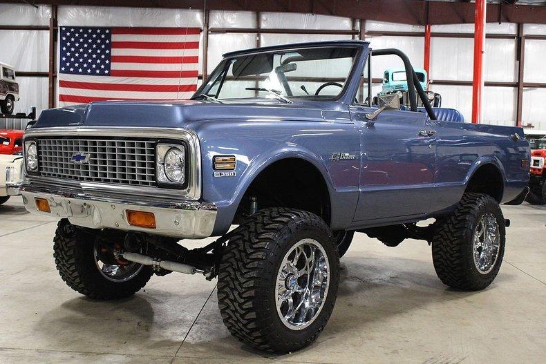 1971 Chevrolet Blazer   GR Auto Gallery