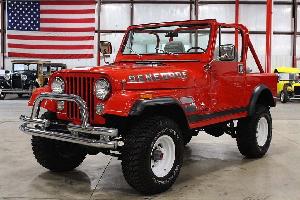 1981 jeep cj 7