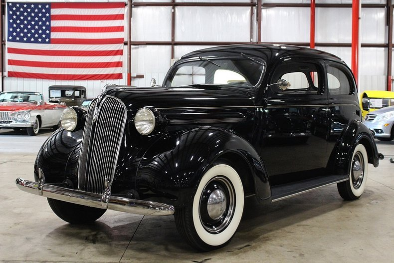 1937 Plymouth P4 For Sale