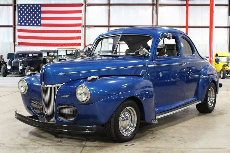 1941 Ford Coupe Gr Auto Gallery