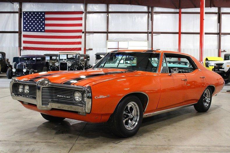 1969 pontiac custom s