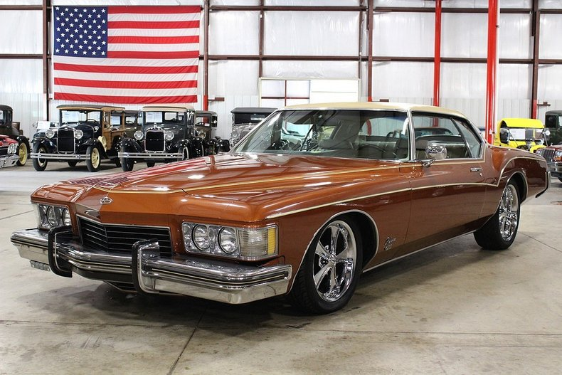 1973 Buick Riviera Stage 1 | Hemmings Daily |1973 Buick Riviera