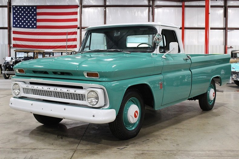 1966 Chevrolet C20 For Sale 65879 Mcg