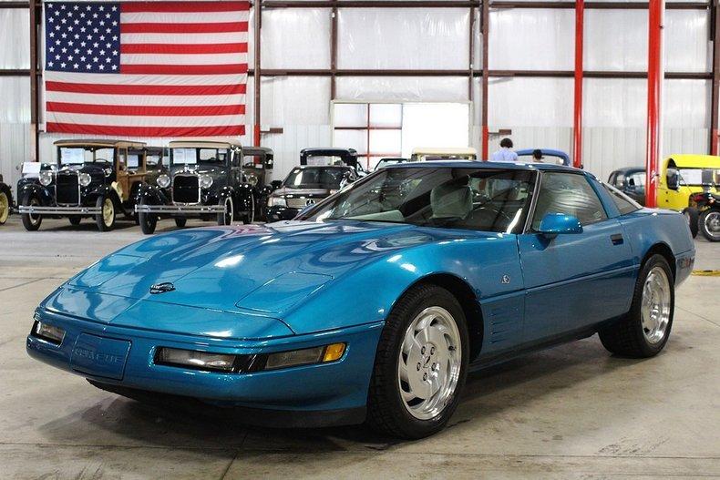 1993 Chevrolet Corvette For Sale
