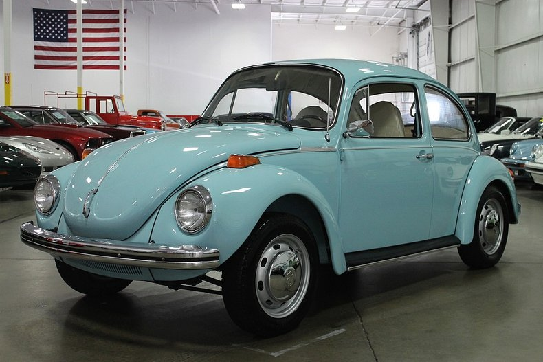 1973 volkswagen beetle super beetle
