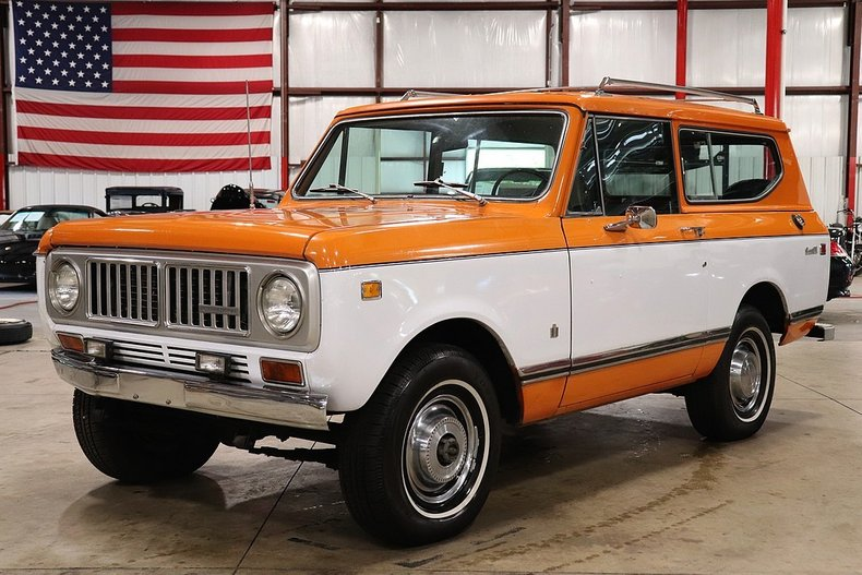 1973 International Scout | GR Auto Gallery