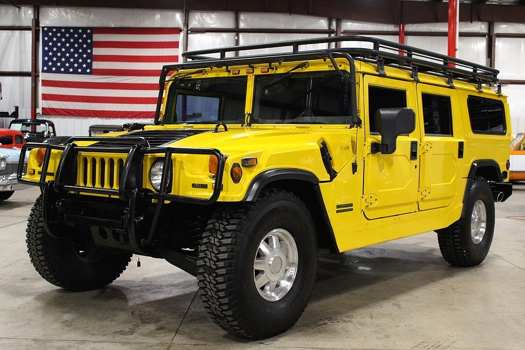 2000 Hummer H1   GR Auto Gallery