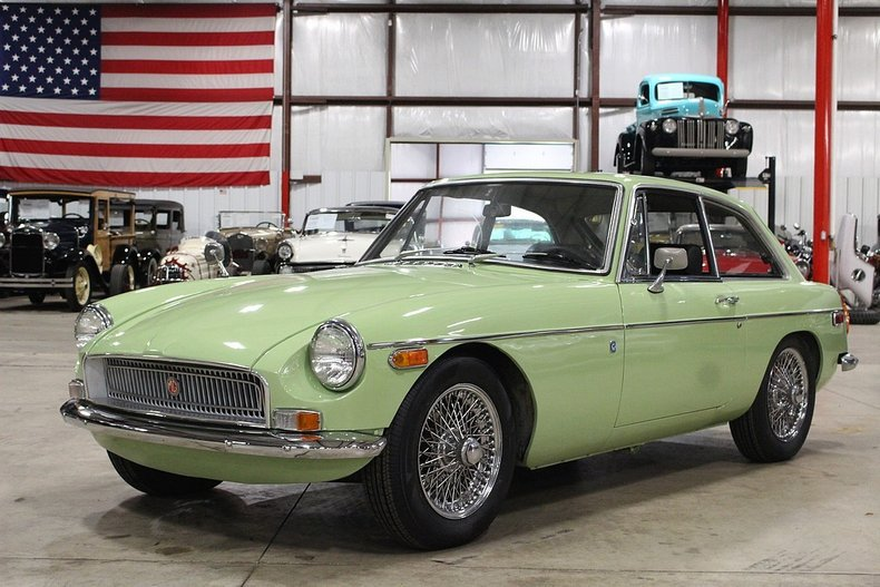 1970 MG  For Sale