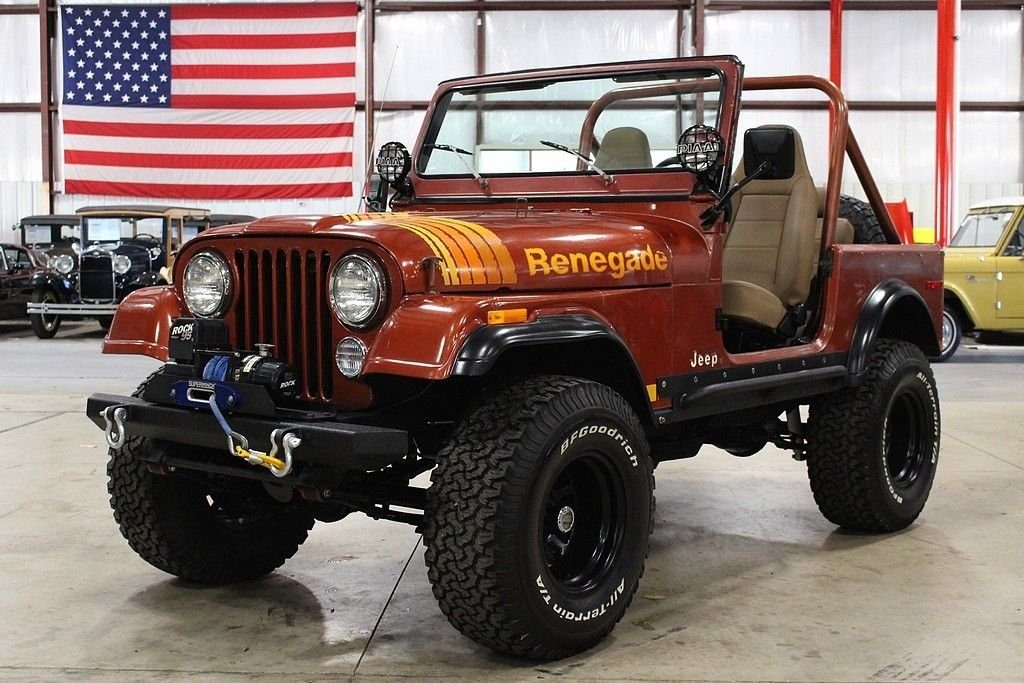 1979 jeep cj 7 renegade