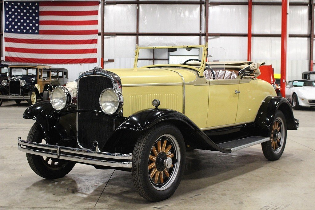 1930 desoto ck roadster