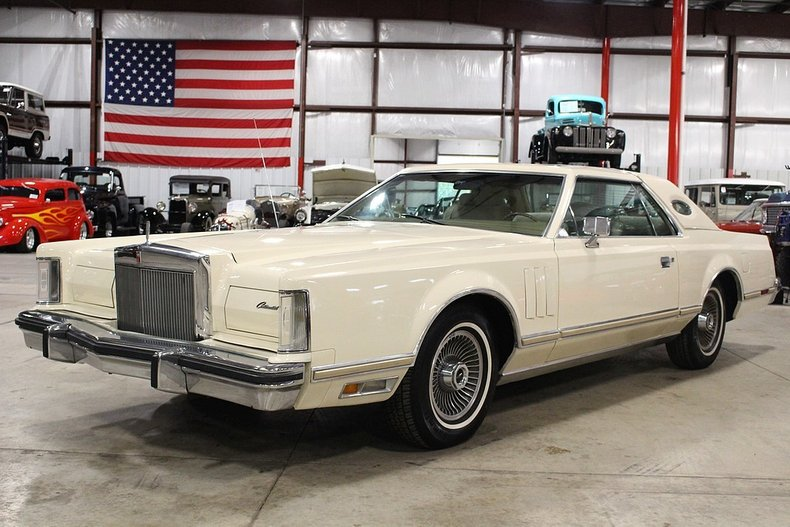 1978 Lincoln Continental Gr Auto Gallery