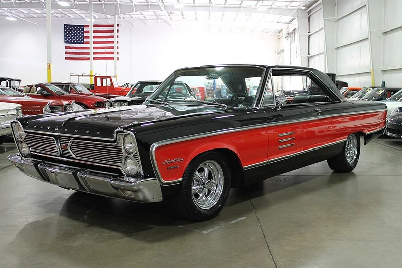 1966 Plymouth Sport Fury For Sale