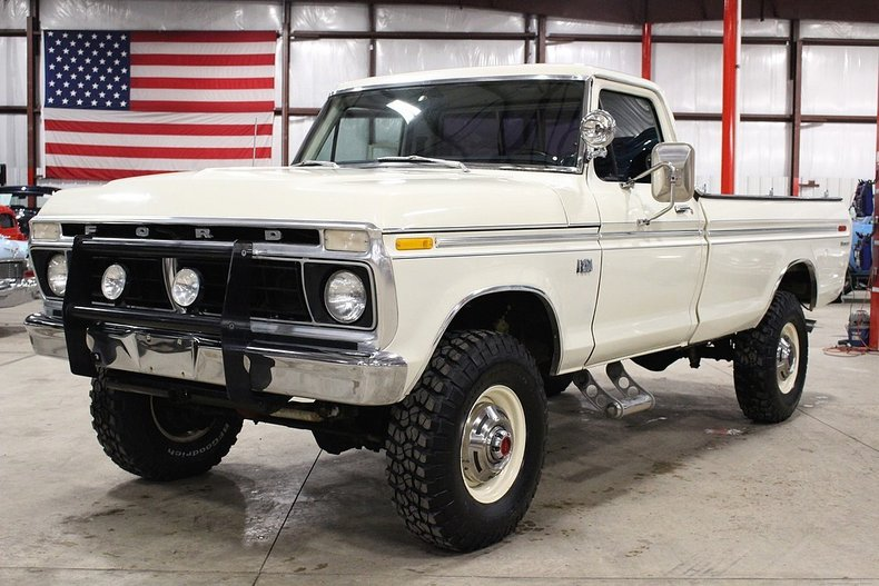 1976 Ford F250 For Sale