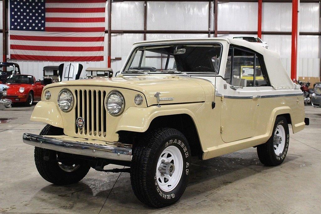 1967 kaiser jeepster