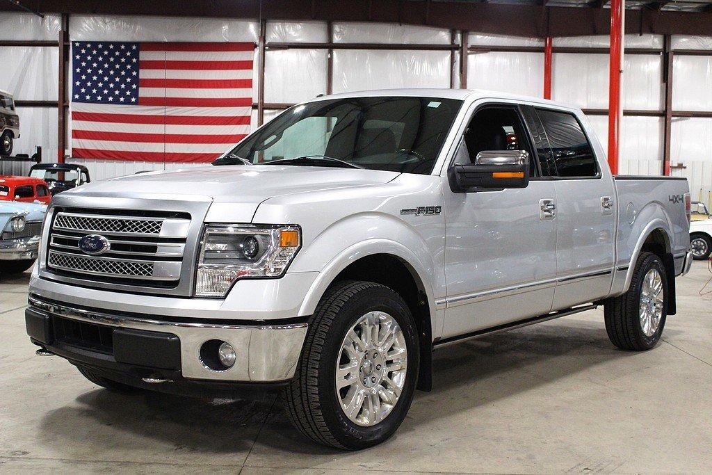 2013 ford f150 platinum
