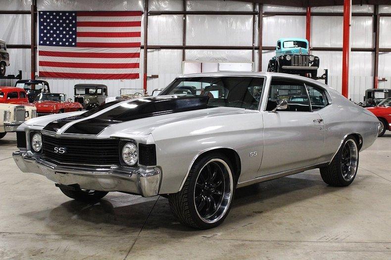 1972 Chevrolet Chevelle | GR Auto Gallery