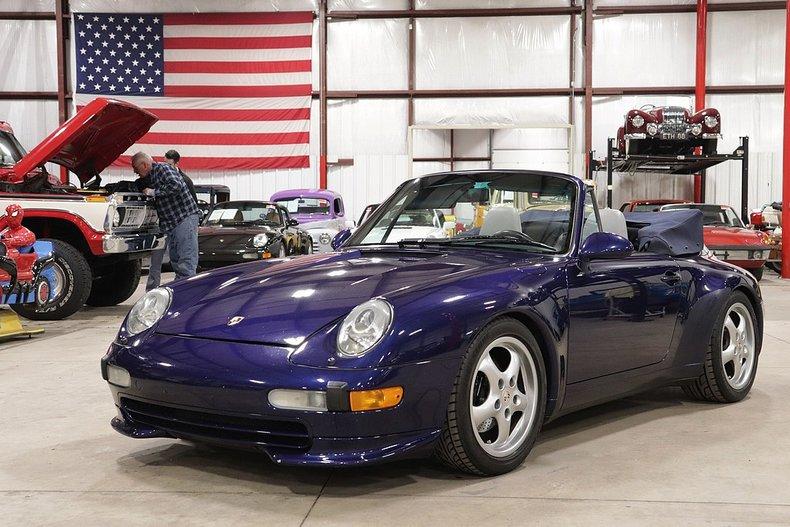 1996 porsche 911 993 carrera