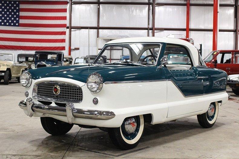 1957 Nash Metropolitan For Sale