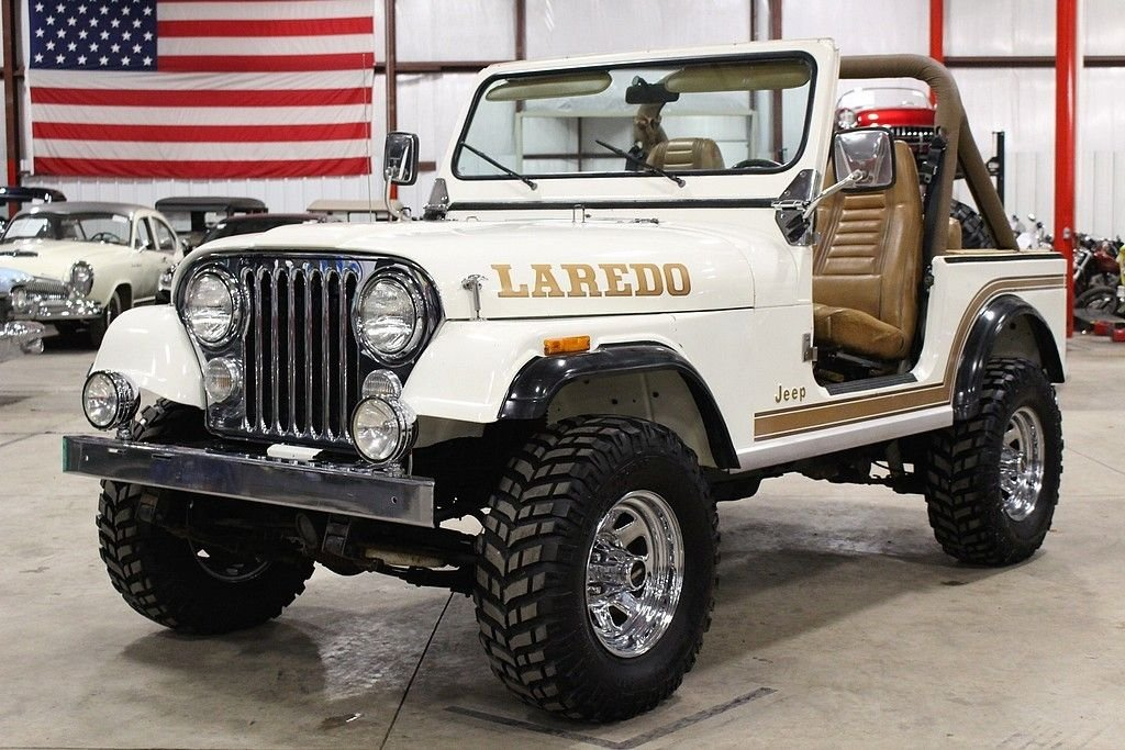 1986 jeep cj 7 laredo