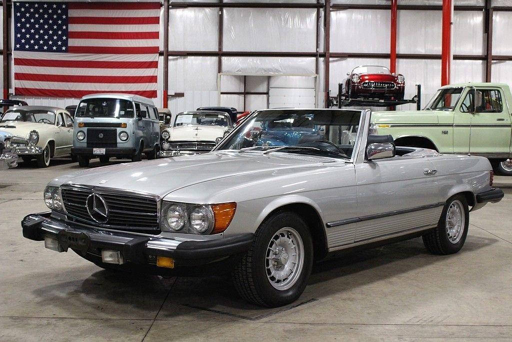 1981 mercedes benz 380sl