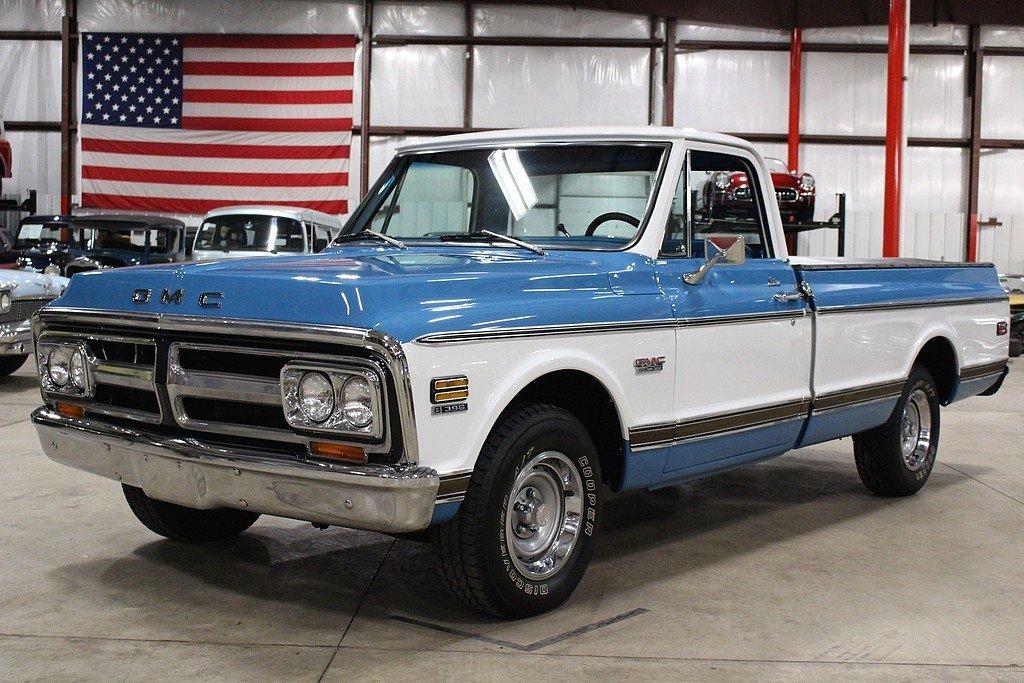 1971 gmc c 1500