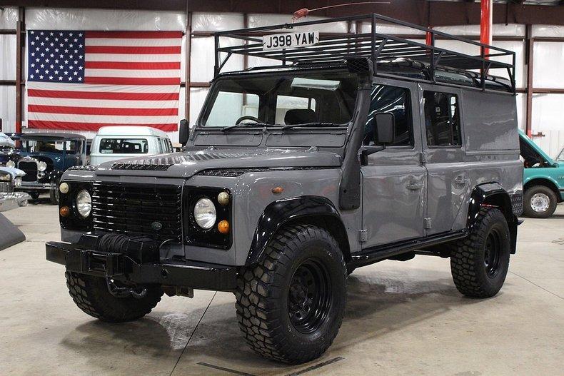 1991 Land Rover Defender 110 For Sale 80522 Mcg