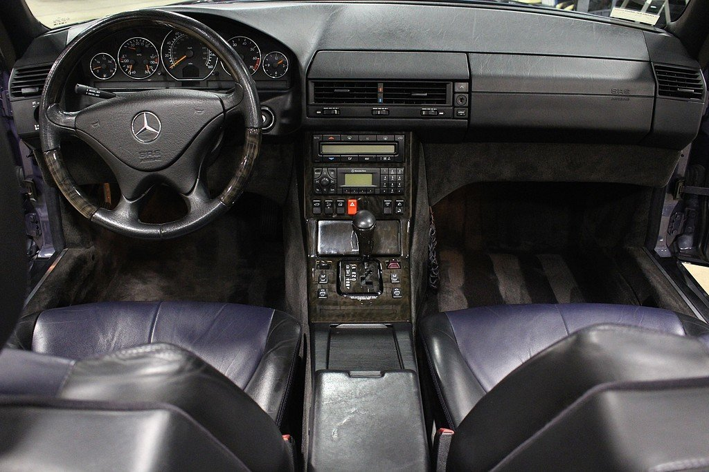 2000 Mercedes-Benz SL500 for sale #80604 | MCG