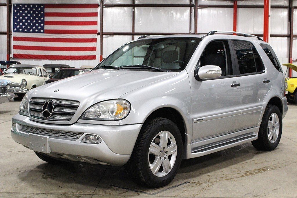 2005 mercedes benz ml350
