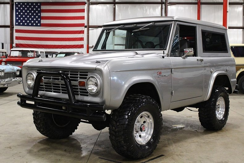 1968 Ford Bronco For Sale #82673
