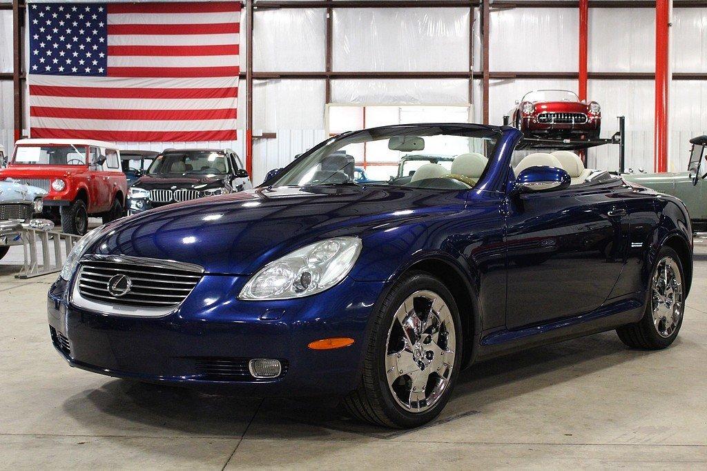 2004 lexus sc430