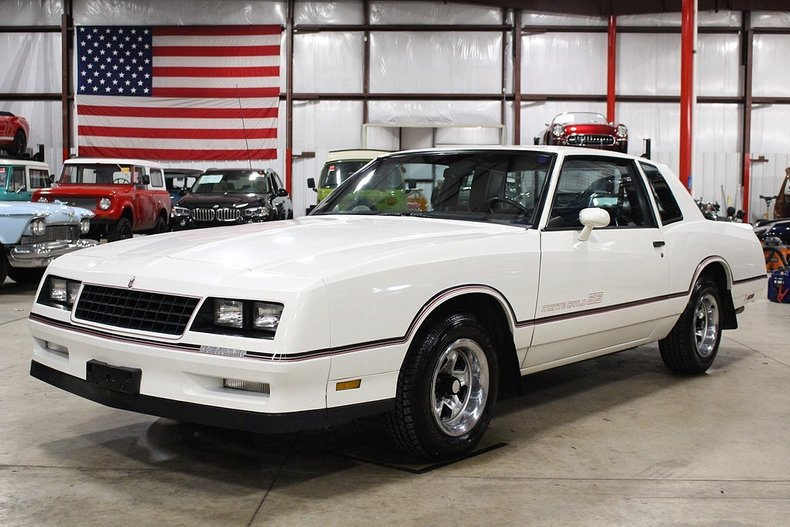 1985 Chevrolet Monte Carlo SS for sale #83851 | MCG