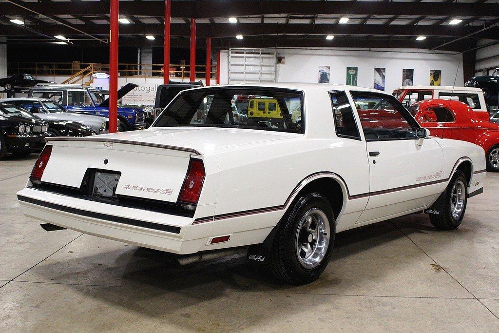 1985 Chevrolet Monte Carlo SS for sale #83851 | MCG