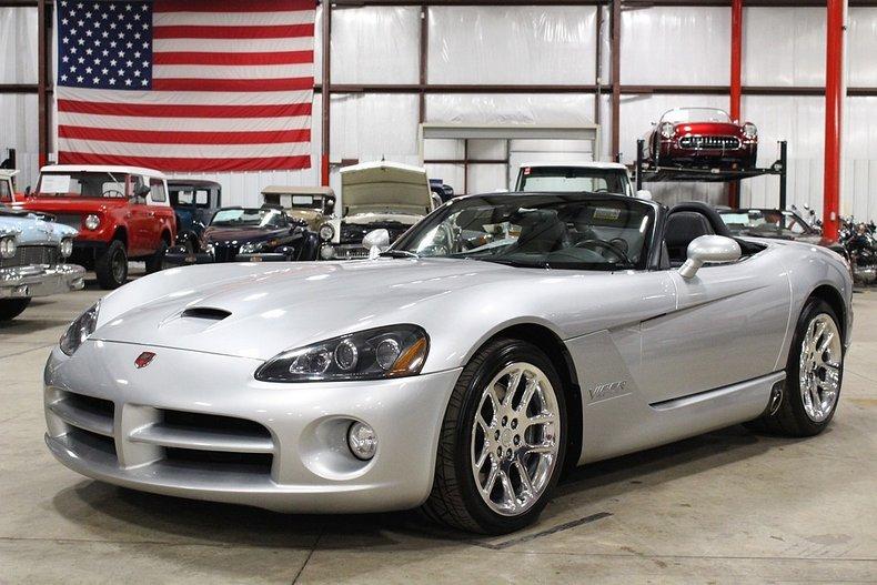 2003 Dodge Viper For Sale