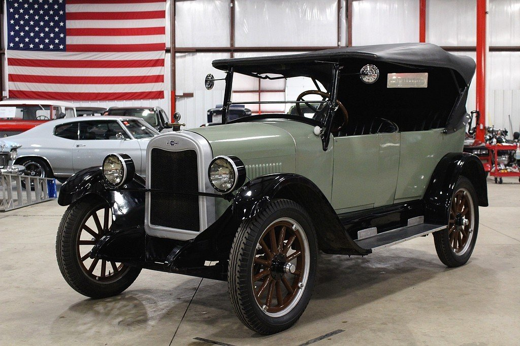 1926 chevrolet touring