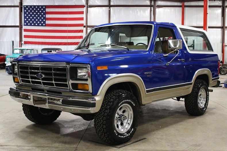 1982 Ford Bronco For Sale