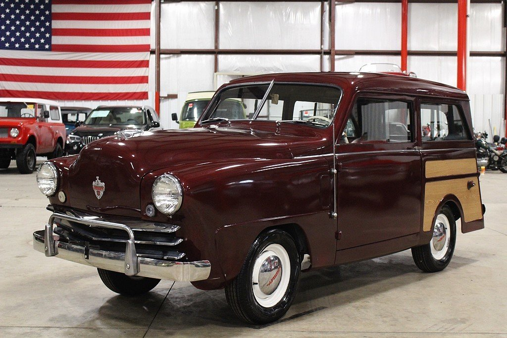 1949 crosley station wagon