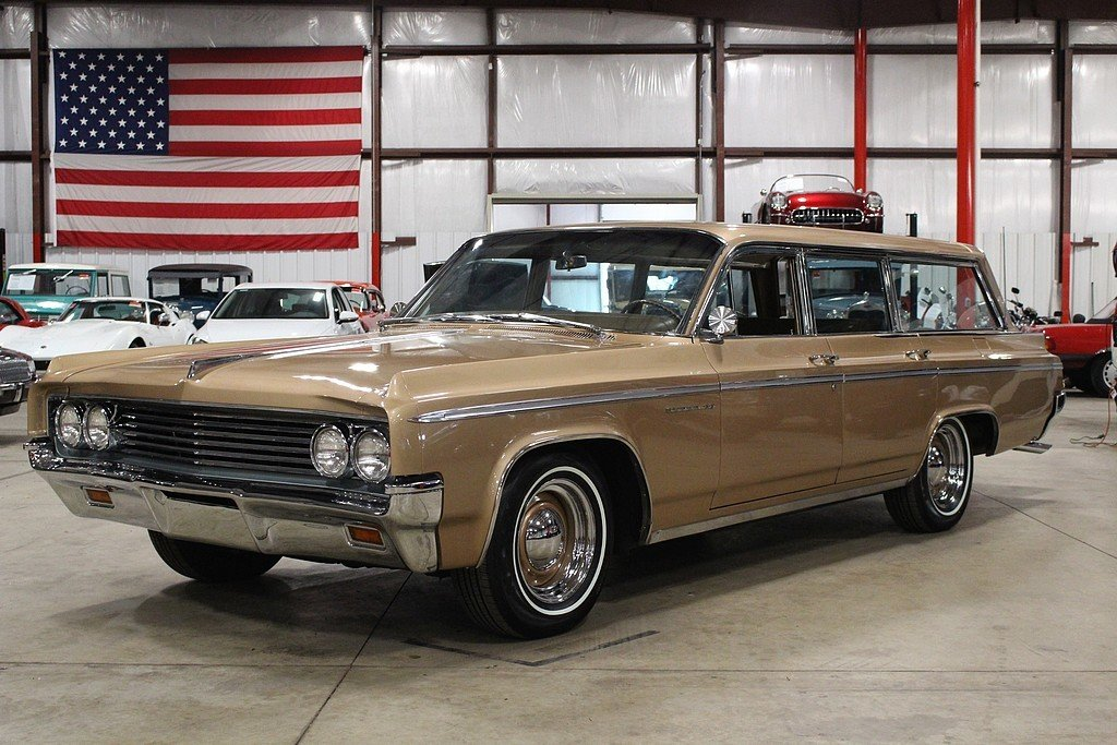 1963 oldsmobile fiesta