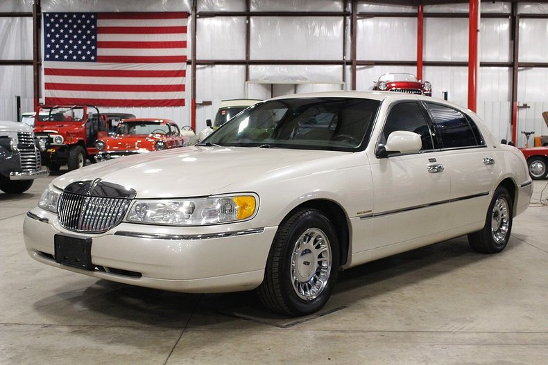 1999 Lincoln Town Car Gr Auto Gallery