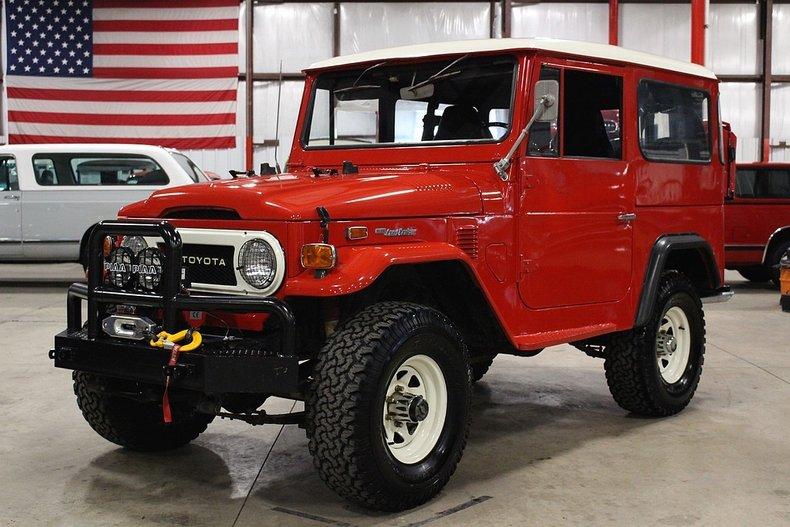 1974 Toyota FJ 40 For Sale