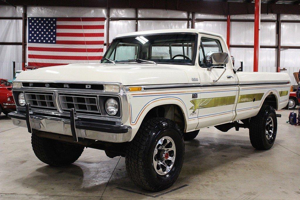 1976 ford f250 bicentennial
