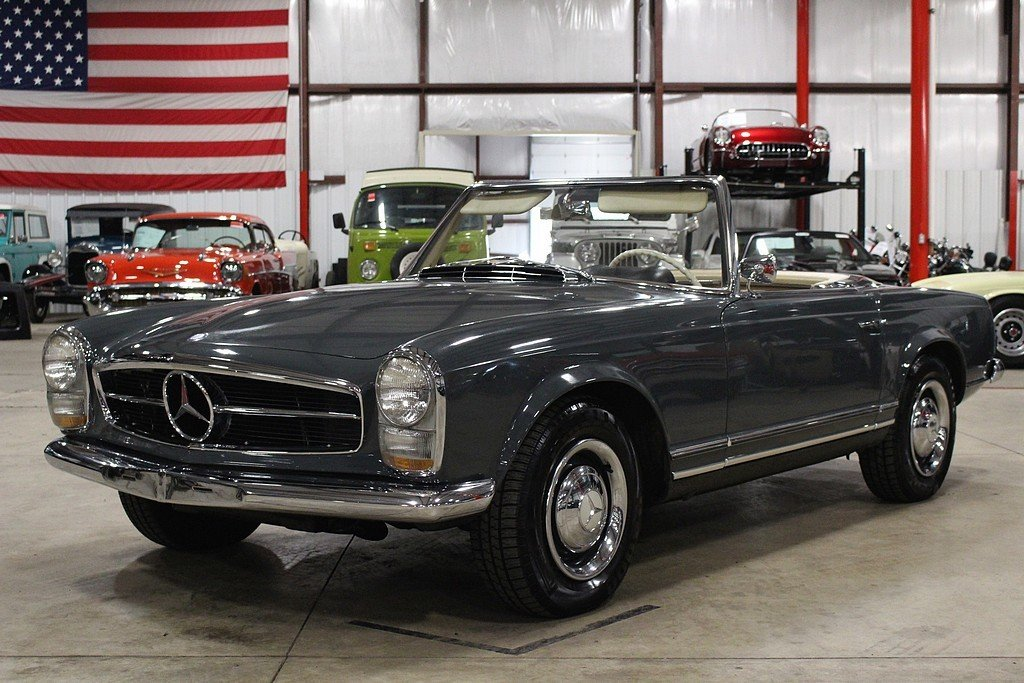 1966 mercedes benz 230sl