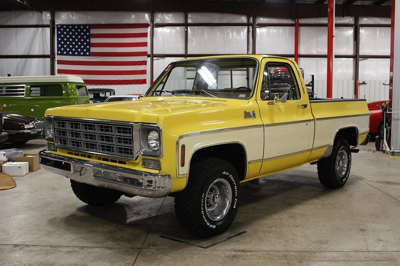 1977 GMC Pickup For Sale