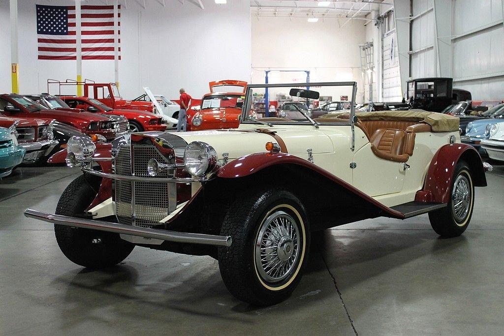 1929 mercedes benz ssk