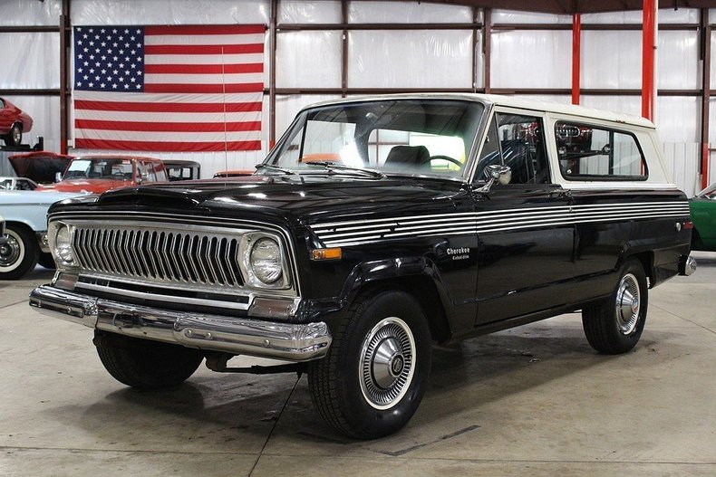 1976 Jeep Cherokee For Sale
