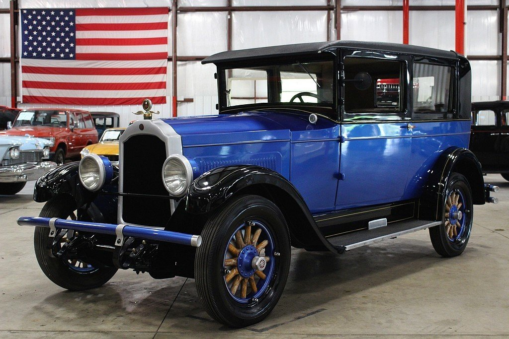 1927 willys knight model 70a